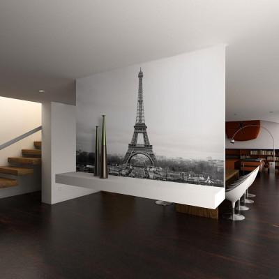 Fototapeta - Paryż:...